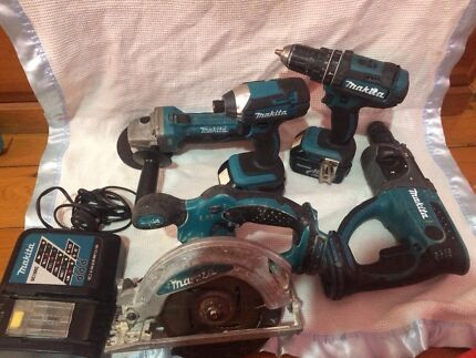 Makita tools for sale excellent working condition