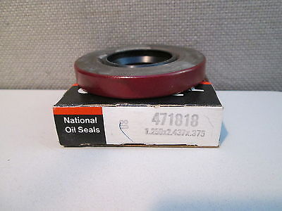 471818 National Oil Seal