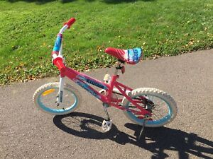 Girls bicycle (ages 5 to 10)
