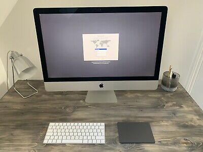 "Apple Imac 27"" 2019 Retina 5k Display (2TB Fusion Drive, Intel Core I5)"
