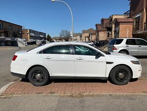 Ford Taurus police pack
