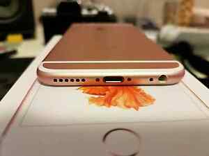 iPhone 6S Rose Gold 64GB Very New, under warranty Liberty Grove Canada Bay Area Preview