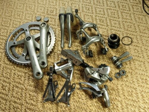 Vintage Shimano 105 Groupset Good Condition