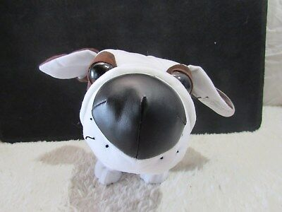 "Snubbies ""Spike"" Manley Toy Quest Stuffed Dog Toy, New With Tag"