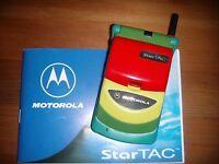 Motorola Startac Rainbow Esemplare Unico 1997 Immacolato Giacenza + Batt Nuova - rainbow - ebay.it