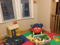 Lakeview area, childcare