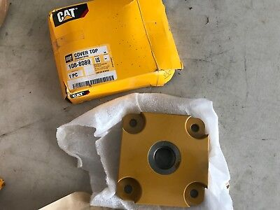 Genuine Caterpillar Cat 108-8089 Top Cover New Old Stock