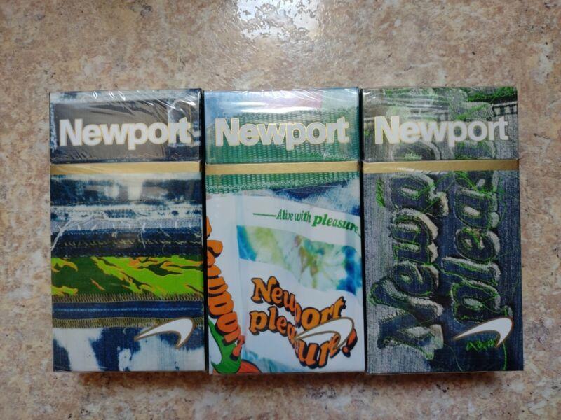 Vintage collectible newports