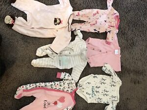 Lot of Premie girl clothes $25