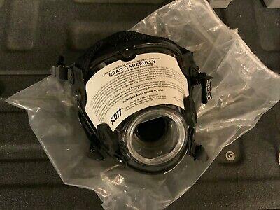 New Scott Av2000 Av-2000 Scba Mask Facepiece Large