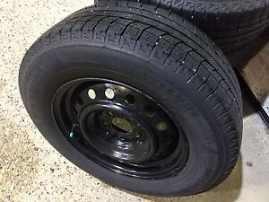 "16"" Ford Escape Wheels with Michelin X-ICE *Winter* Tires"