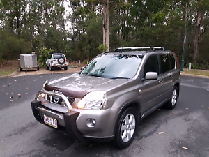 2010 Nissan X Trail 4wd auto Springfield Ipswich City Preview