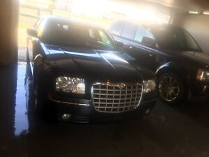 2006 Chrysler 300 Touring Limited V6 3.5L PanoRoof,White Leather