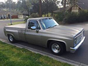 1985 Chevrolet Other Ute Greensborough Banyule Area Preview