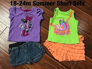 24m Girls Clothing Lots