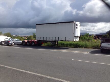 12Pallet A/Trailer Refrigerated Trinity Park Cairns Area Preview