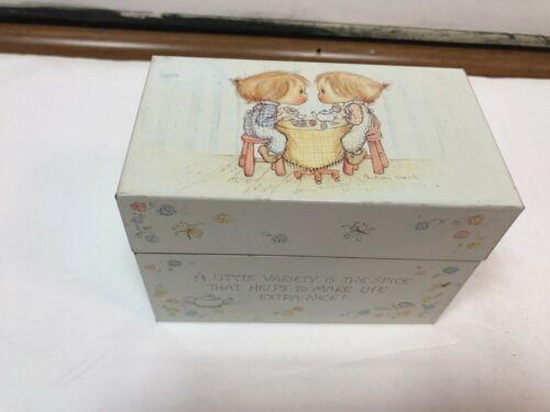 Betsey Clark Recipe Box