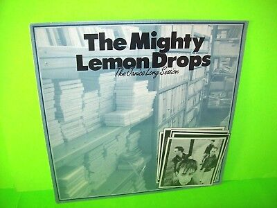The Mighty Lemon Drops ‎– The Janice Long Session Vinyl EP Record SEALED 1987 UK