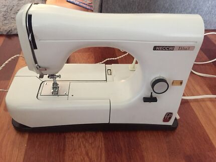 Sewing Machines In Lismore Region NSW Sewing Machines Gumtree Best Italian Sewing Machine