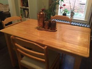 Dining table **price drop**