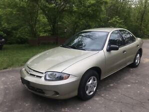 2003 Chevrolet cavalier Low KM
