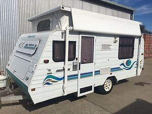 Jayco Freedom Poptop Caravan (Double Bed & Rollout Awning) Brompton Charles Sturt Area Preview