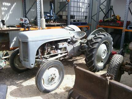 original grey fergy tractor ferguson Tara Dalby Area Preview
