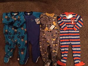 18 month sleepers NWT