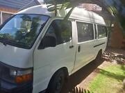 Toyota Hiace Commuter Camper for sale. Byron Bay Byron Area Preview