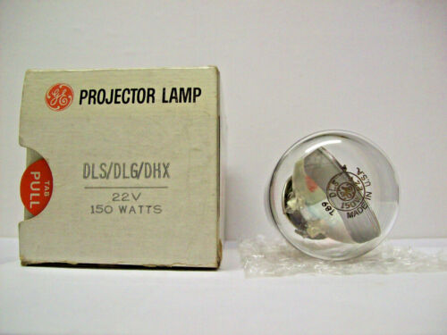 DLS/DLG/DHX Projector Projection Lamp Bulb GE  AVG.10HR
