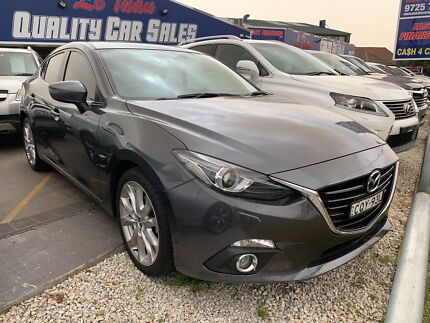 2013 MY14 Mazda 3 SP25 Sedan Cabramatta Fairfield Area Preview