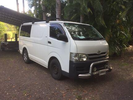 Toyota Hiace LWB Van $18500 ono