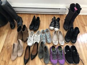 Selling all my brand designer shoes size 38