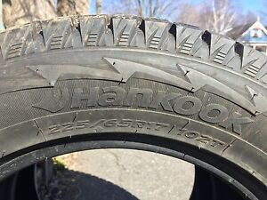 Snow Tires 225/65R17 102T  Set of 4