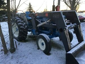 4600 tractor awesome $15000.00 obo 613-924-9021