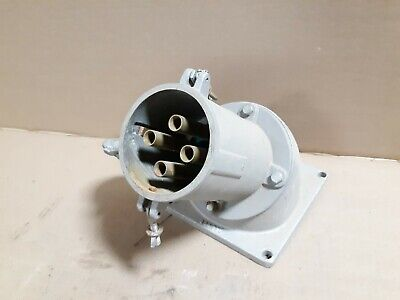 Appleton Powertite Reverse Service 3w 4p Receptacle 200a Ar20034rs S48