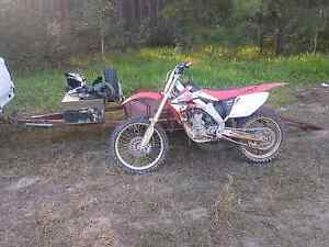 Crf 250r 2007 Goodna Ipswich City Preview