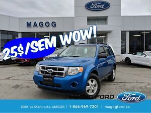 2012 Ford Escape XLT VUS ABORDABLE AIR CLIMATISE MAGS