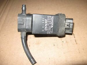 2000 05 toyota celica gt gt s windshield washer motor pump Car wash motor pump