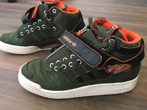 Adidas Star Wars special edition shoes