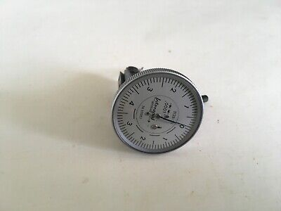 New Interapid 312b-3v Vertical Test Indicator Only .0001 .016 0-4-0