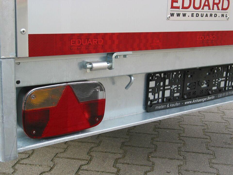 ⭐️ Eduard Pritsche 1000 kg 256x150x30 cm Alu Profi NEU 56 in Schöneiche bei Berlin