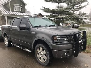 2008 Ford FX4 low km
