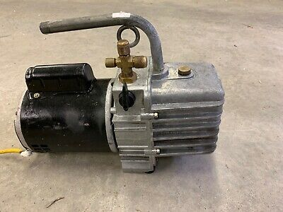 Jb Jb Industries Dv-200n Platinum 7 Cfm 12 Hp 2 Stage Refrigerant Vacuum Pump