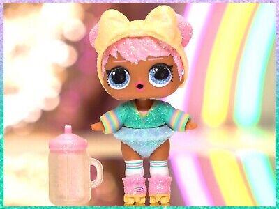 LOL Surprise Doll Sparkle Series Dawn Babe SP-003 Big Sister Glitter Rainbow NEW