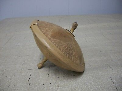 Natural Gourd Shaker Musical Instrument Souvenir Etch Engraved Percussion (Gourd Shaker)