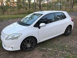 2011 Toyota Corolla Hatchback Darwin CBD Darwin City Preview
