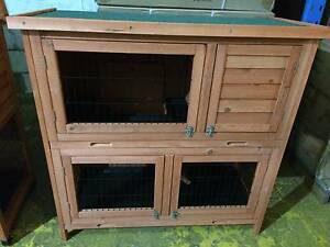 RABBIT HUTCH (NEW) guinea pig cage Belmont Belmont Area Preview
