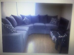 Comfy Couch *GREY*
