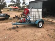 Fire Trailer Maryborough Central Goldfields Preview